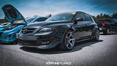 mazda 3 mps tuning evil ms3r gen1 edition widebody kit on mazda 3 mps