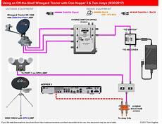 hopper home wiring directv to dish travler conversions rvseniormoments