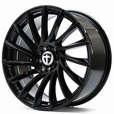 tomason tn16 felgen black painted schwarz in 18 zoll