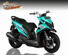 Modifikasi Motor Beat Baru by Kumpulan Modifikasi Motor Honda Beat Negeri Info