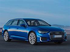 Audi Configurator And Price List For The New A6 Avant