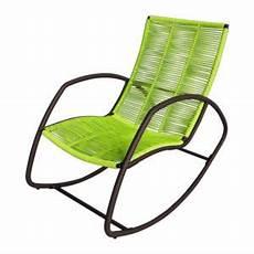 carrefour rocking chair 224 cordes de jardin soho acier