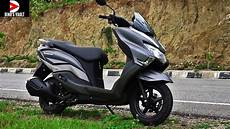 Suzuki Burgman 125 Ride Review Scooterfest