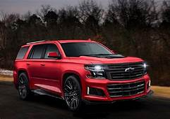 Redesign Details  What Will The 2020 Chevy Tahoe Look