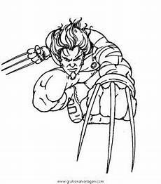 Malvorlagen Xmen Xmen 02 Gratis Malvorlage In Comic Trickfilmfiguren X