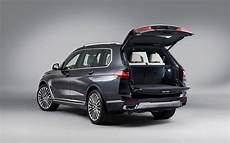 2019 bmw x7 sale date prices images and details