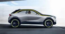 Opel Gt X Experimental Concept Is A Flashy Next