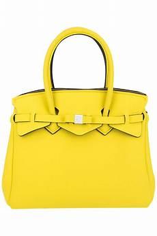 save my bag sac 10204n miss lycra jaune fluo femme des