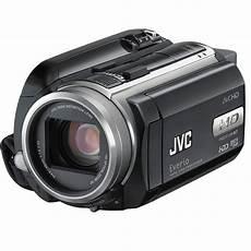 jvc everio jvc gz hd30 everio high definition camcorder gz hd30us b h
