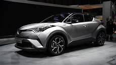 2017 Toyota C Hr Look 2016 Geneva Motor Show