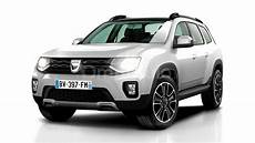 New Dacia Duster 2017 2018 Look