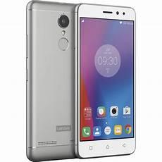 lenovo k6 silver android smartphone handy ohne vertrag lte