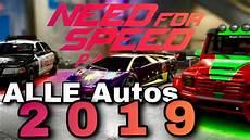 Diese Stillgelegten Autos Kommen 2019 Need For Speed