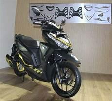 Variasi Vario 150 Terbaru by Vario 150 Esp Exclusive Chrome Gold Dealer Nagamas Motor