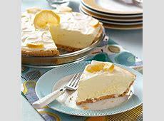 creamy lemonade pie_image