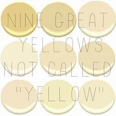 the best interior yellows benjamin yellow yellow