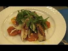 gebratener pulpo auf fenchelsalat fenchelsalat