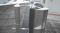 vertikales windrad vawt c rotor vertikal axis wind