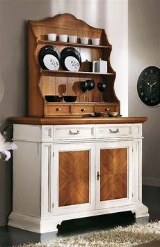 mobili credenze antiche shabby chic wooden cupboard with plate rack and secret