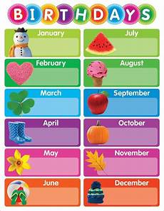 Birthday Calendar Template Birthdaycalendar