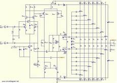 800w High Power Mosfet Lifier Schematic Diagram