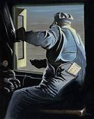 1000  Images About Train Paintings On Pinterest