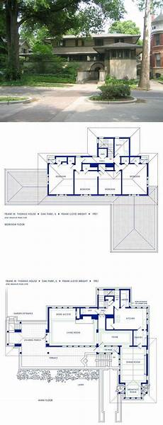 frank lloyd wright prairie house plans frank thomas house wikipedia frank lloyd wright homes