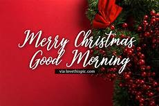 mistletoe merry christmas good morning image pictures photos and images for facebook