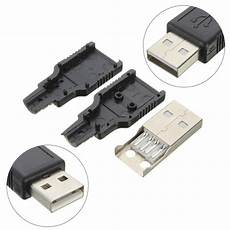 10 usb 2 0 type a plug 4 adapter connector
