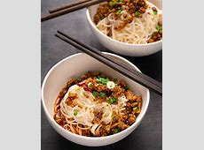 dan dan noodles with pickled mustard greens_image