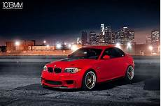 bmw 1er coupe tuning bmw 1 series m coupe also gets photo shoot bmw car tuning