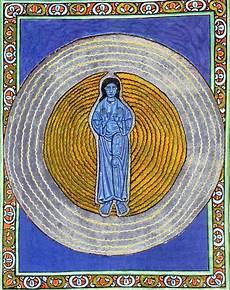 La Vision De La Sainte Trinit 233 De Sainte Hildegarde De
