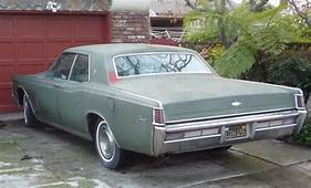 Curbside Classic Outtake 1968 Lincoln Continental  The