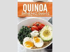 simple  savory quinoa image