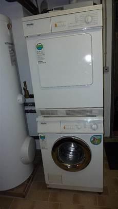 miele waschmaschine trockner turm in weil im sch 246 nbuch