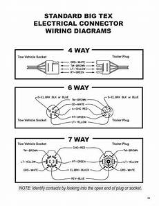 big tex trailer wire diagram page 101 of big tex trailers