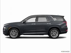 New Steel Graphite 2020 Hyundai Palisade Limited AWD for