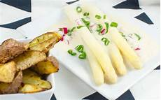 Wei 223 Er Spargel Mit Veganer Sauce Hollandaise Veganblatt