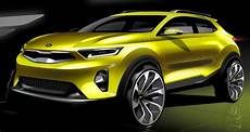 kia stonic compact suv to go on sale in late 2017