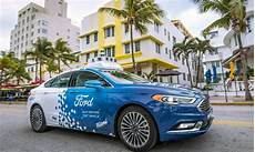 ford 2020 driverless ford rs up autonomous push in miami insider car news