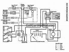 golf cart wiring diagrams toyota golf cart repair faq common golf cart problems