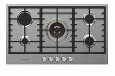 plaque de cuisson au gaz plaque gaz kitchenaid khsp586510 darty