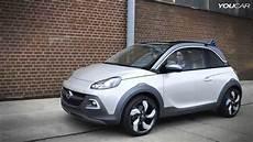 New Opel Adam Rocks Crossover Concept