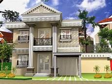 Rumah Minimalis Gaya Eropa Gambar Rumah Idaman