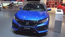 Honda Civic 1 0 Vtec Executive Premium 2017 Exterior And