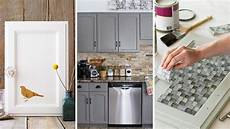 Kitchen Ideas Cheap Makeover by 10 Cheap Cabinet Makeover Ideas For Limited Kitchen