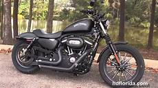 2012 Harley Davidson Sportster Iron 883 Used Motorcycles