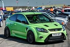 ford focus rs mk2 rsoc central day 2011 santapod