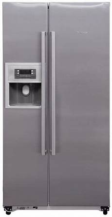 bosch 604 liters side by side refrigerator kan58a70ne