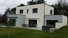 Prix Maison Moderne Construction De Maisons Contemporaines Villefranche Rh 244 Ne
